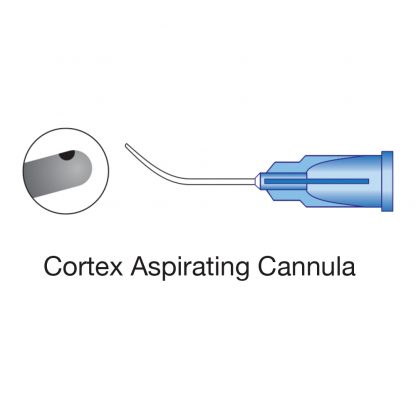 Cortex Aspiration Cannula