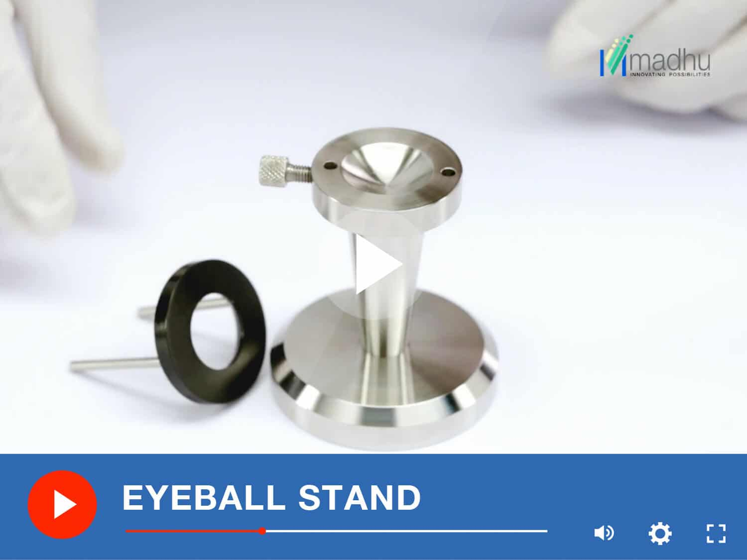 EYEBALL STAND VIDEO