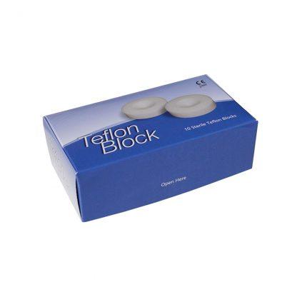 Teflon Block Box Packing